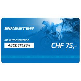 Bikester Geschenkgutschein CHF 75